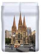 St. Paul's Anglican Cathedral Duvet Cover