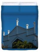 St Paul's In Key West Duvet Cover