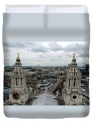 St Paul's View Duvet Cover
