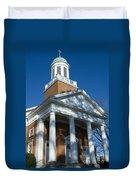 St. Pauls's Memorial Church Charlottesville Duvet Cover