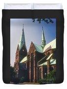 St. Peter Church Duvet Cover