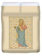 St Peter Duvet Cover