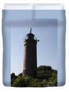 St. Peter-ording Lighthouse - North Sea - Germany Duvet Cover