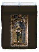 St. Peter Duvet Cover