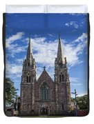 St Peters Duvet Cover