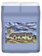 St Sannans Church Bedwellty 3 Duvet Cover