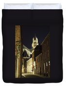 St Saviour Cathedral  Duvet Cover