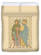 St Simon And St Jude Duvet Cover