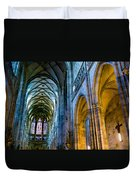 St Vitus Cathedral Duvet Cover