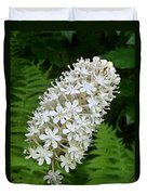 Stagger Grass Lily Duvet Cover