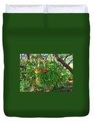 Staghorn Fern Duvet Cover