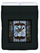 Stained Glass Lc 13 Duvet Cover