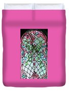 Stained Glass Window -2 Duvet Cover