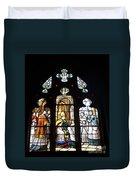 Stained Glass Window V Duvet Cover