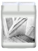 Staircase, Mexico City, C.1924 Duvet Cover