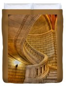 Stairs Of Mythical Proportion Duvet Cover