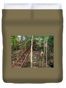 Stairs To Nowhere Duvet Cover