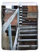 Stairway To Humdrum Duvet Cover