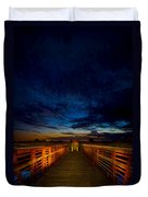 Stairway To The Stars Duvet Cover
