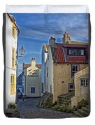 Staithes Duvet Cover