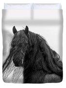 Stallion Beauty Duvet Cover