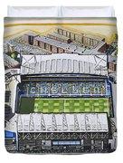 Stamford Bridge - Chelsea Duvet Cover