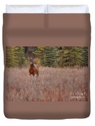 Stand Free Duvet Cover