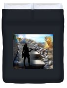 Stand Duvet Cover