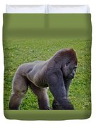 Stand Off Duvet Cover