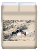 Stand-off Duvet Cover