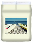 Stand Up Paddle Boards Duvet Cover