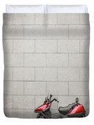 Stand Your Ground  Duvet Cover