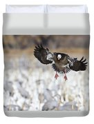 Standing Out Duvet Cover