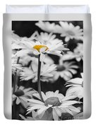 Standing Out From The Crowd 2 Duvet Cover