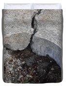Standoff Duvet Cover