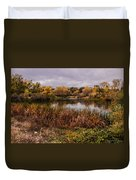Stanislaus Watershed Duvet Cover