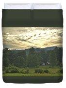 Stanley Cabin 2 Duvet Cover