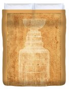 Stanley Cup 1a Duvet Cover