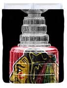 Stanley Cup 6 Duvet Cover