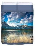 Stanley Lake Duvet Cover