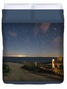 Star Light Point Duvet Cover