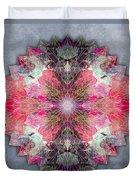 Star Mandala B Duvet Cover