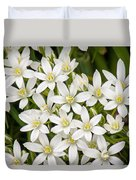 Star Of Bethlehem Duvet Cover