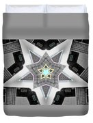 Star System Duvet Cover
