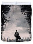 Star Trek into Darkness  Duvet Cover by Movie Poster Prints