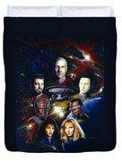 Star Trek Tng Duvet Cover