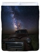 Stardust And Rust Gmc  Duvet Cover