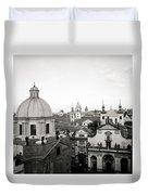 Serene Prague Duvet Cover