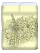 Starfish  Duvet Cover
