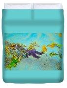 Starfish Paradise Duvet Cover